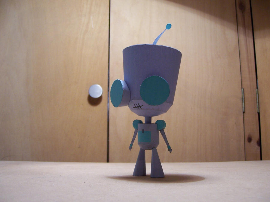 Gir Papercraft by StormL