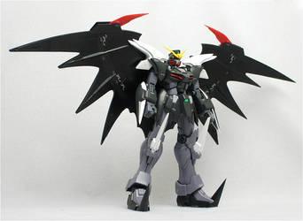 Gundam D-Hell Papercraft