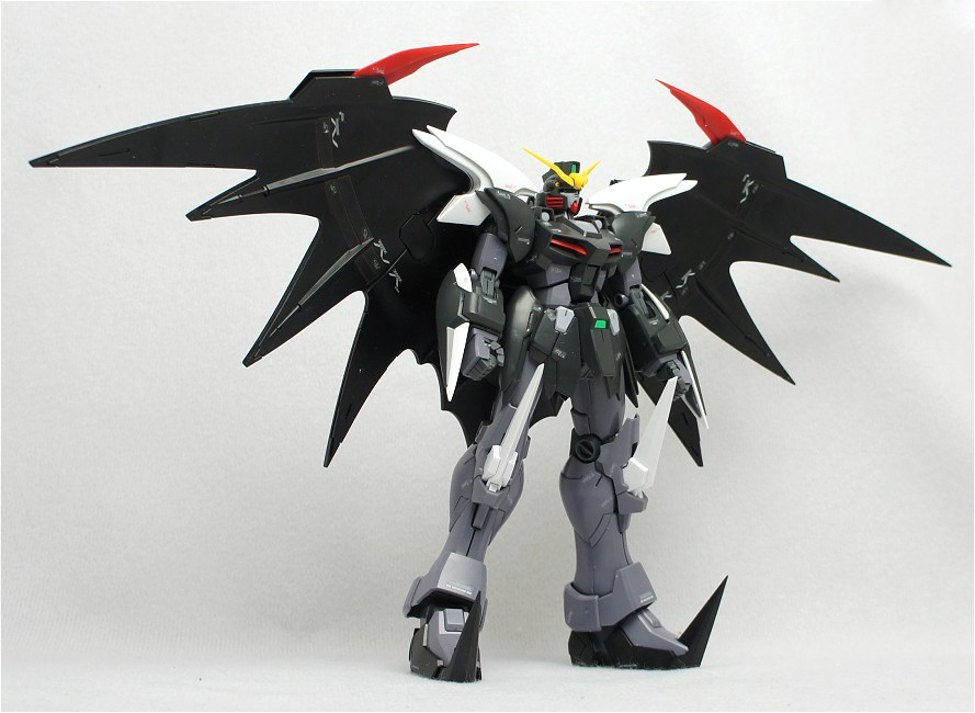 Gundam D-Hell Papercraft by StormL