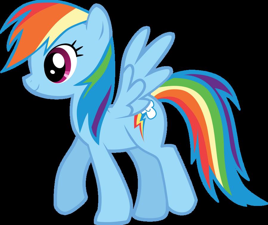 Rainbow Dash by Doctor-Derpy on DeviantArt  Filly Rainbow Dash And Derpy