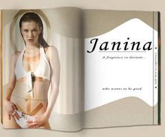 Janina --The Fragrance