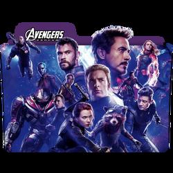 Avengers Endgame Folder Icon V3 by Luky993