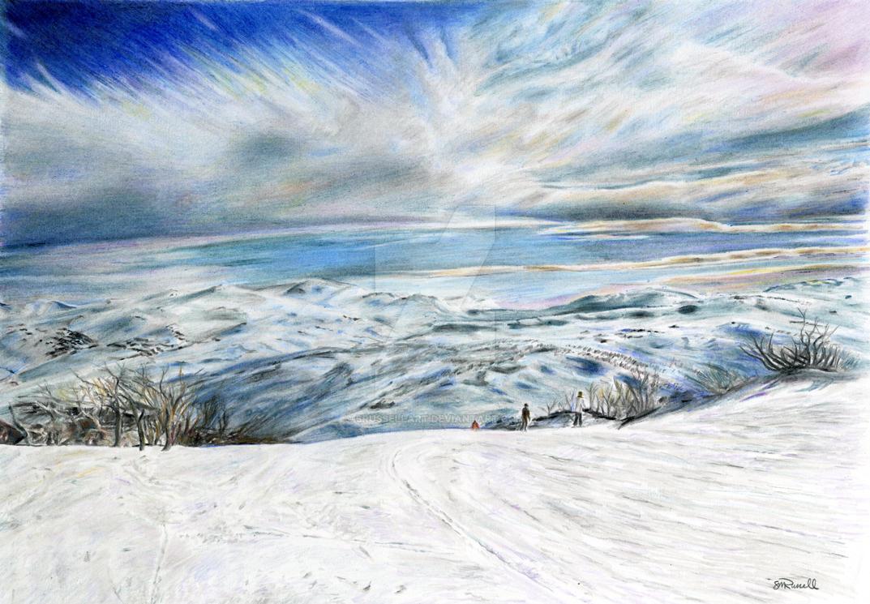 On the Piste by SRussellart