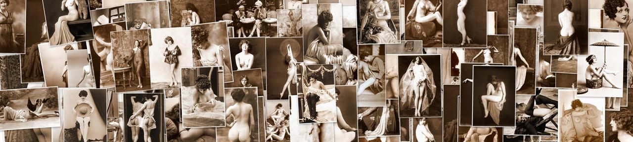Prints Vintage by SRussellart