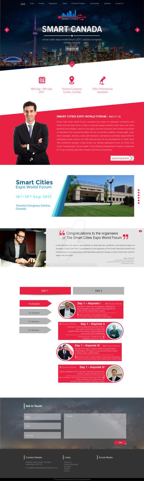Smart Canada by Yaqubi
