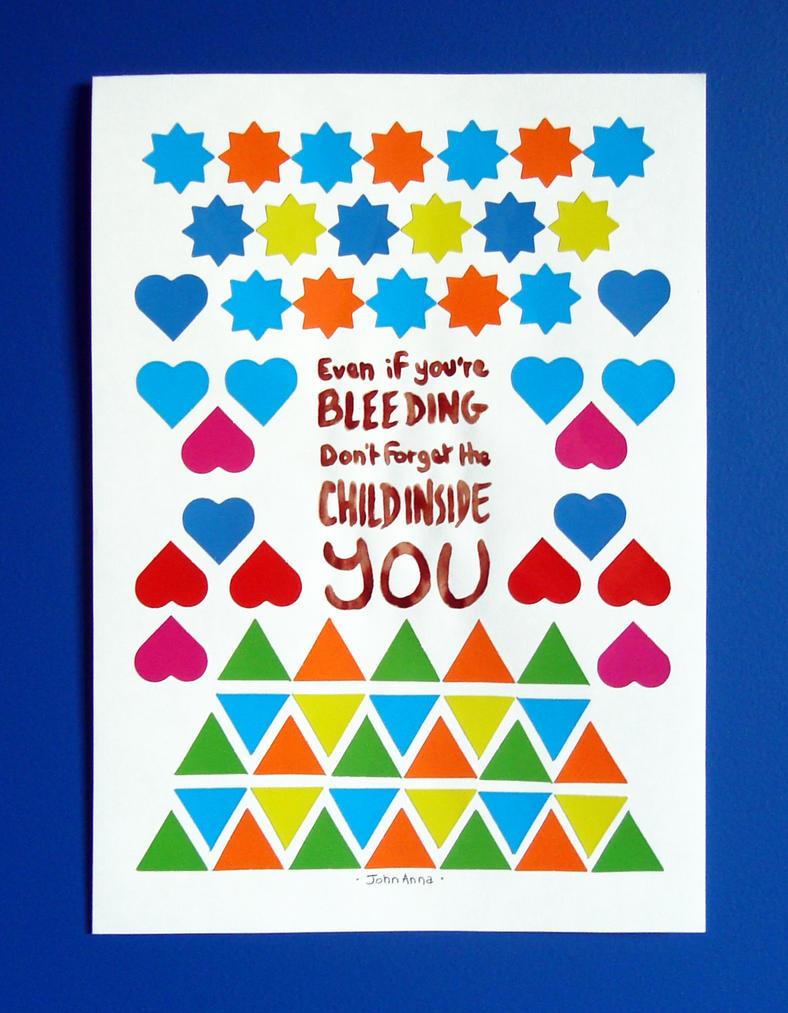 Child's Soul by JohnAnna