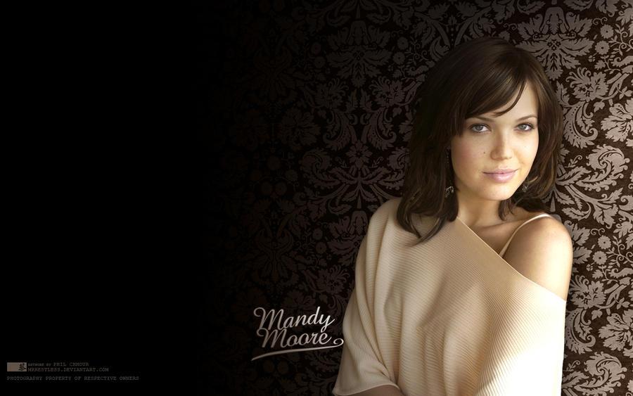 Mandy Moore Desktop Wallpaper