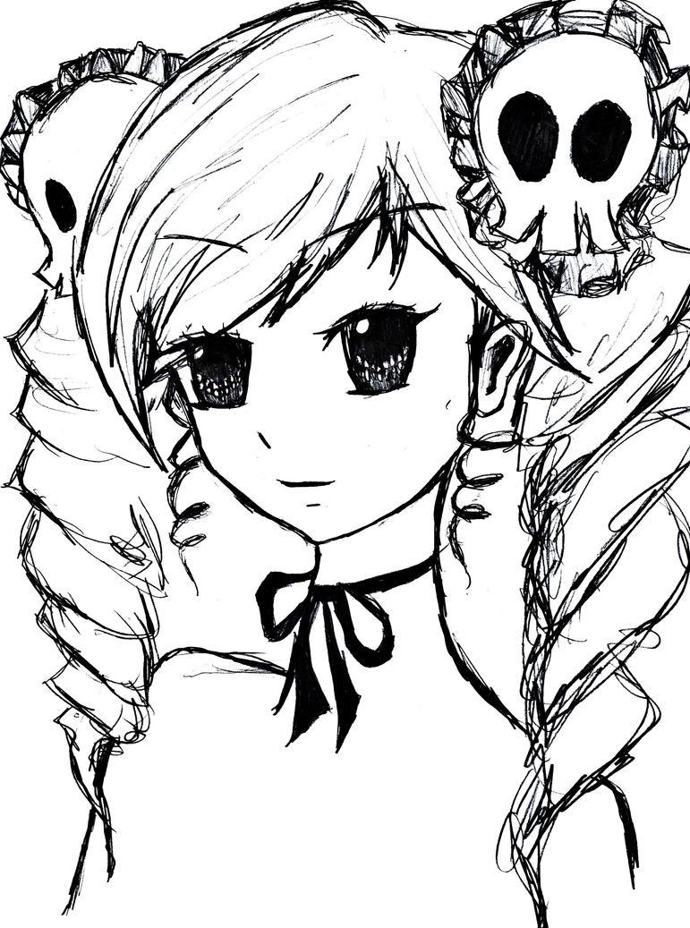 Gothic Lolita By Kumiko Hatake