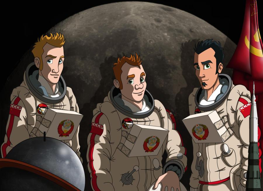 soviet astronauts - photo #19