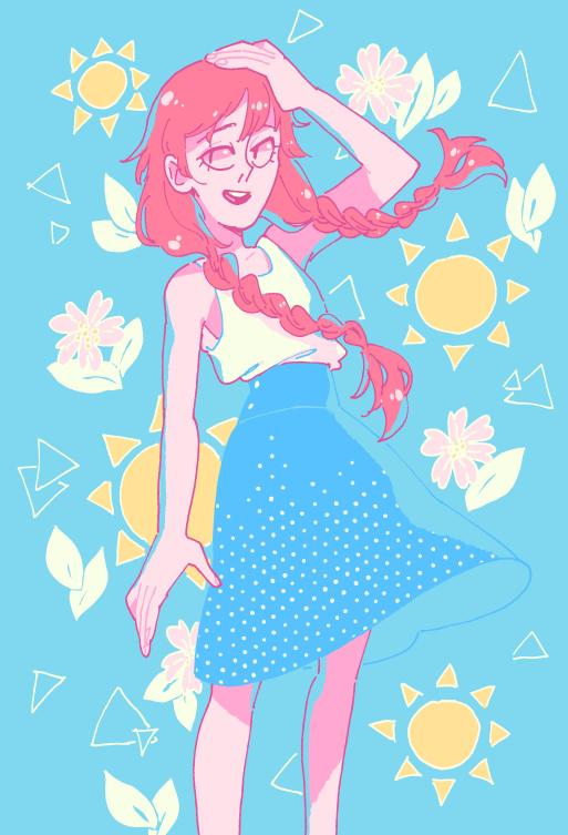 sun breeze by rainberry