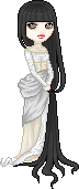 long hair+white contest entry by rainberry