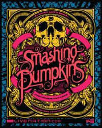 smashing pumpkins by kingbillie72