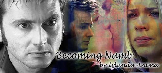 Doctor Who - Becoming Numb by Irlanda-Anima