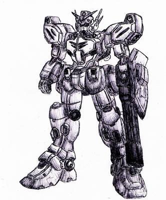 Heavyarms Kai by scoopninja