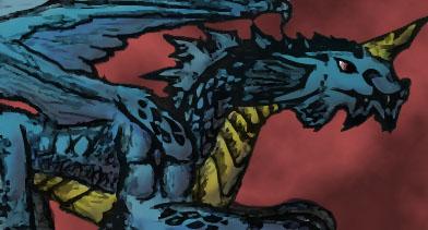 Frost Dragon by scoopninja