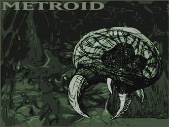 Metroid Final by scoopninja