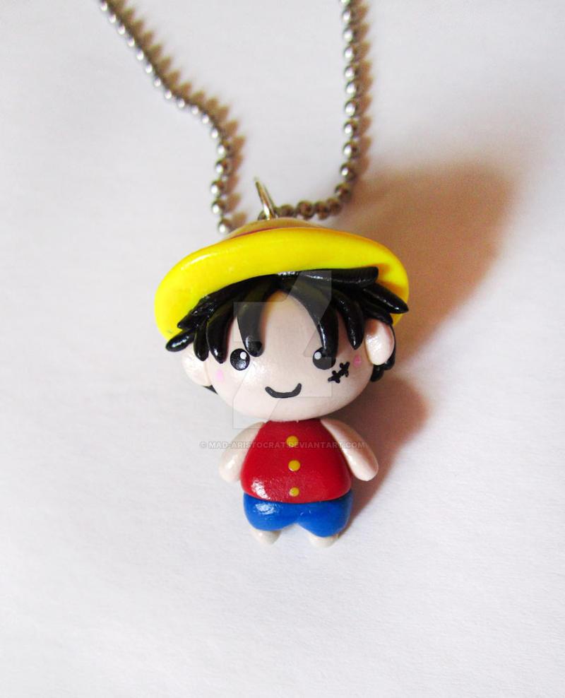 One Piece Luffy Chibi by mAd-ArIsToCrAt