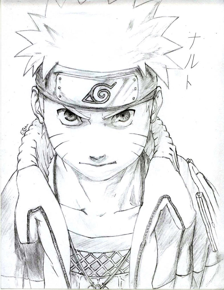 Naruto Lukisan | New Calendar Template Site