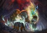 RIFT : Fire Colossus