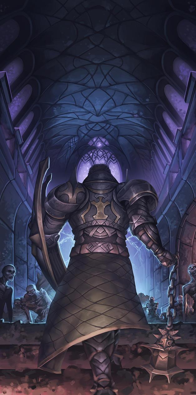 Diablo  Crusader Avengers Build