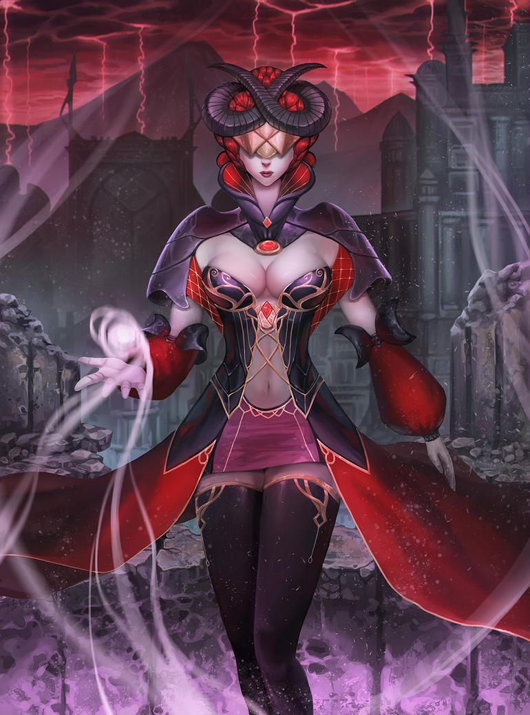 Wizard  Empress by Stupid-Crow