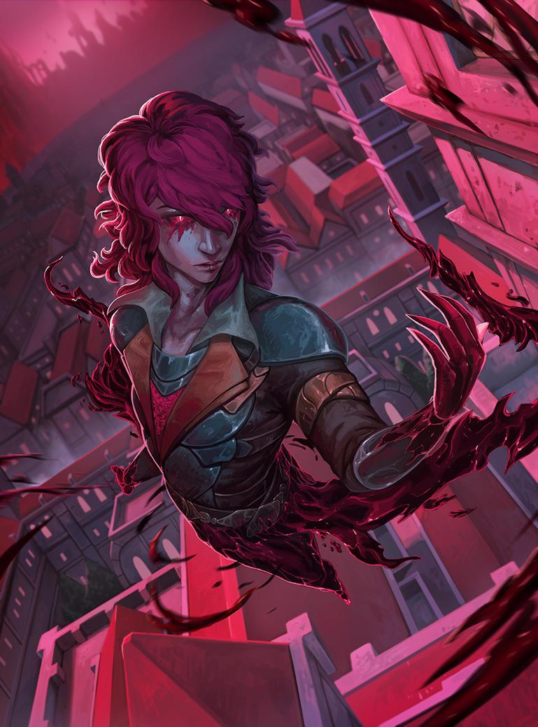 Blood Magic by GakggGak