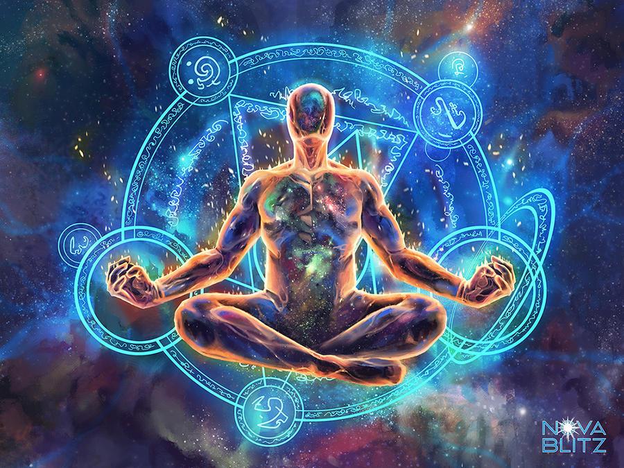 Archon of Wisdom - NovaBlitz by GakggGak