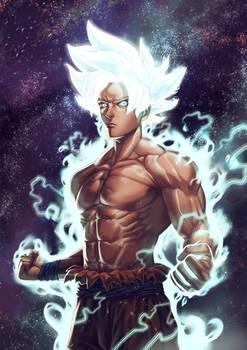 Son Goku ultra instinct