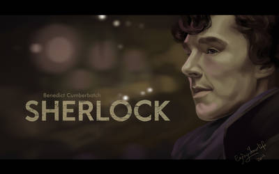 Benedict Cumberbatch by En-joyYourLife