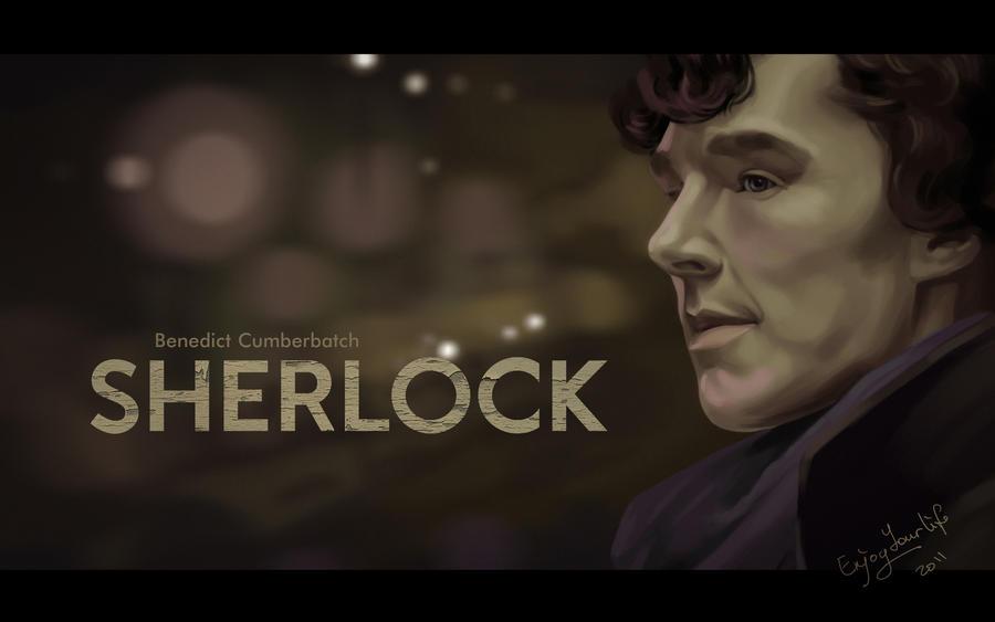 Benedict Cumberbatch by En-joyYourLife