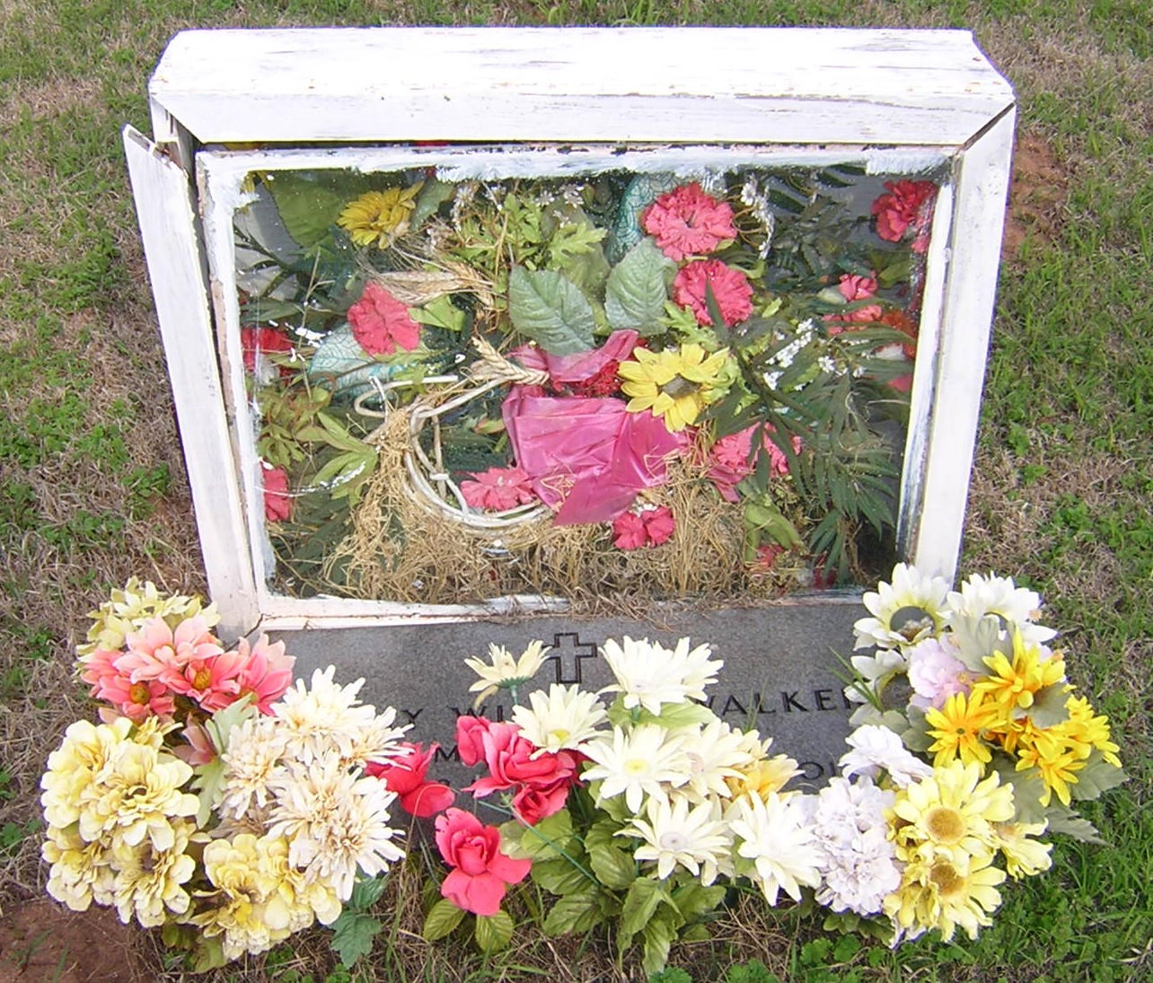 Flowers in a box by vulfgrl on DeviantArt