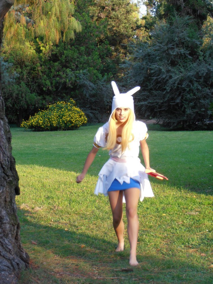 dress fionna Adventure time