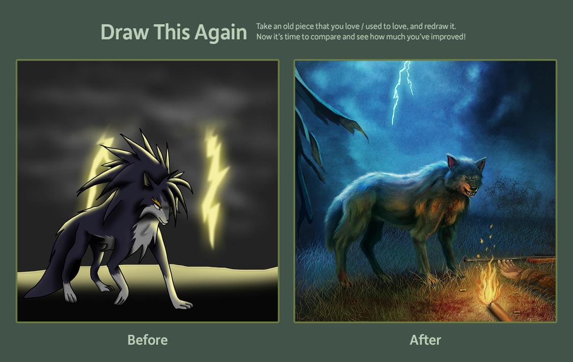 draw this again - photo #33
