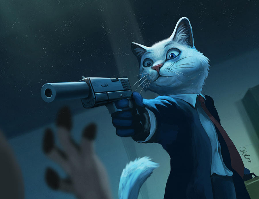 Hitman (Zootopia version)