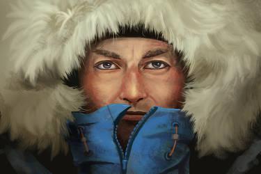 Antartica explorer by cicakkia