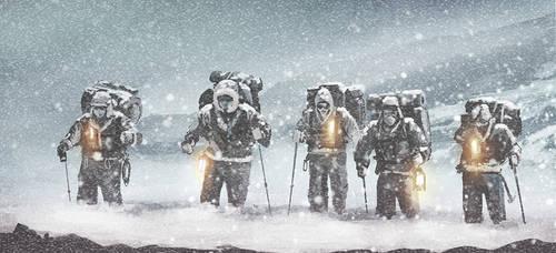 The explorers by cicakkia