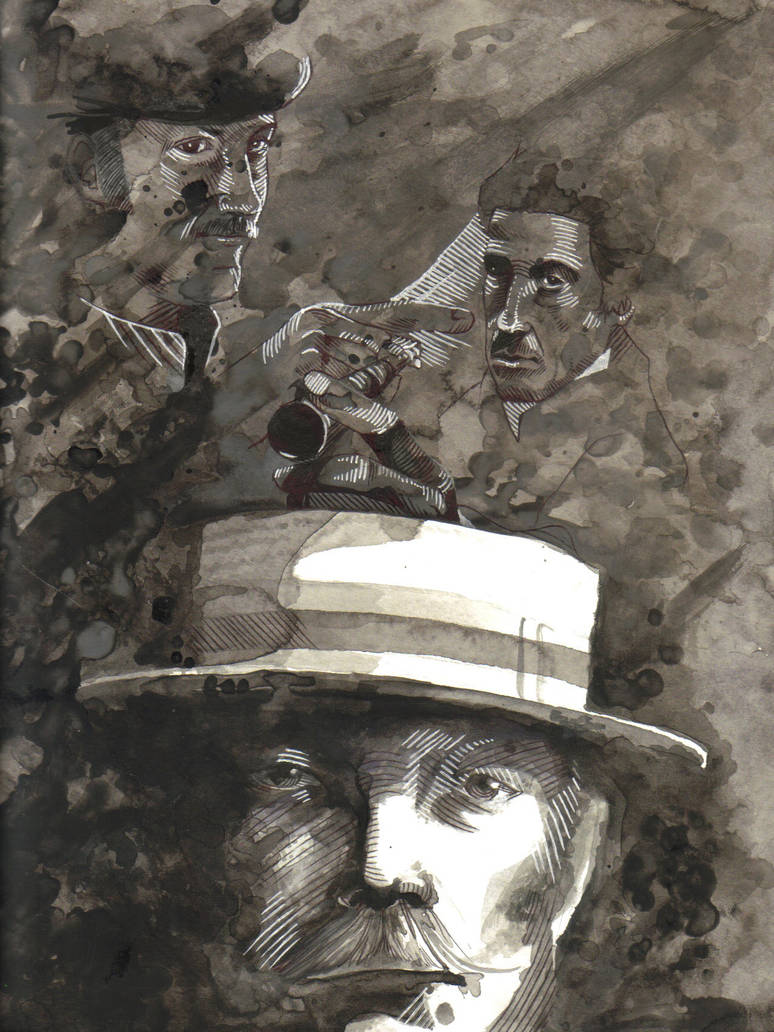 From the Mind of Conan Doyle by DayDawnDusk