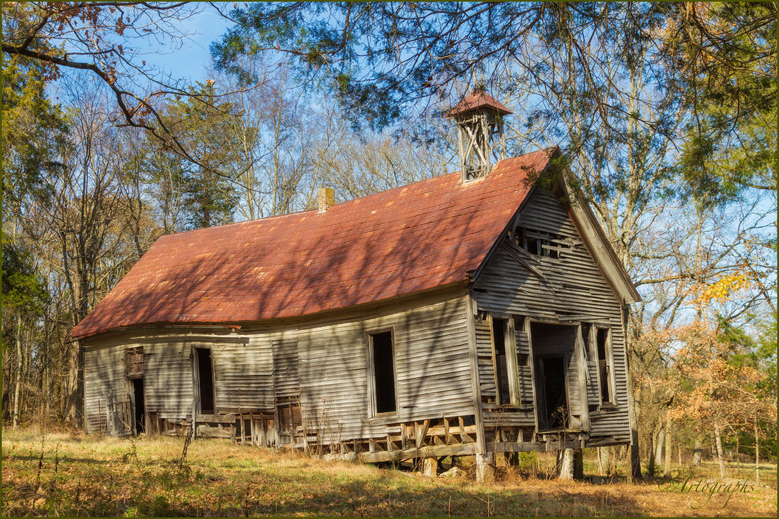 TENNESSEE CHURCH/SCHOOL? by Artographs