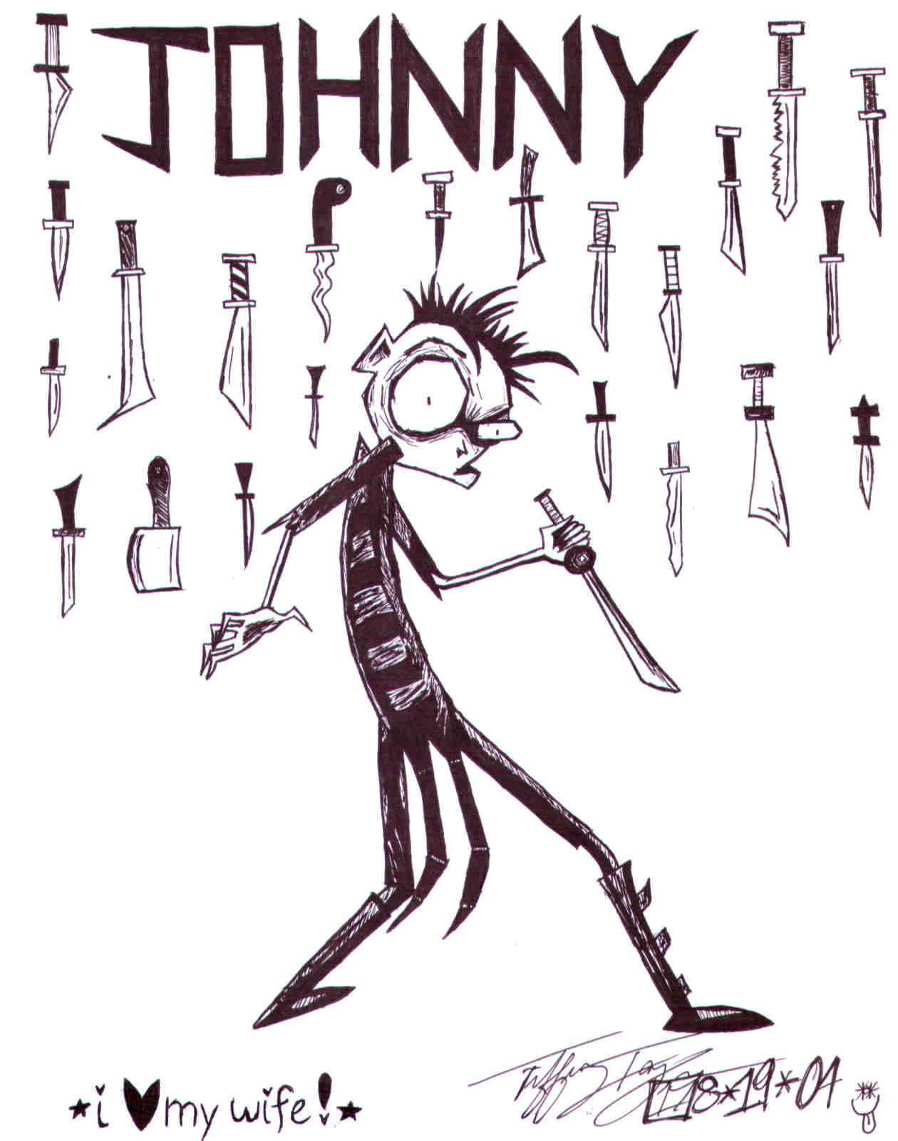 JTHM by InkMunkY