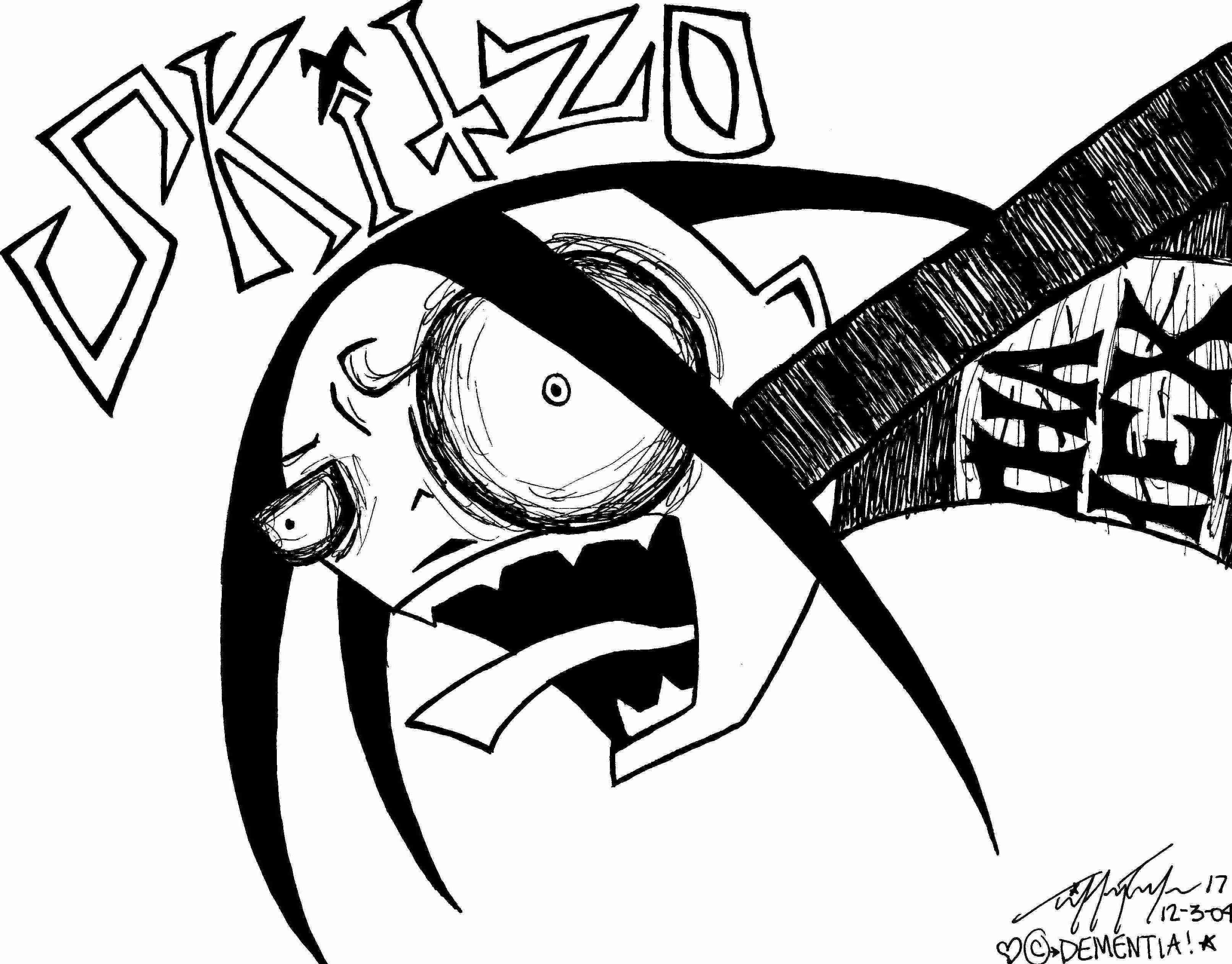 Meet SkiTzO by InkMunkY