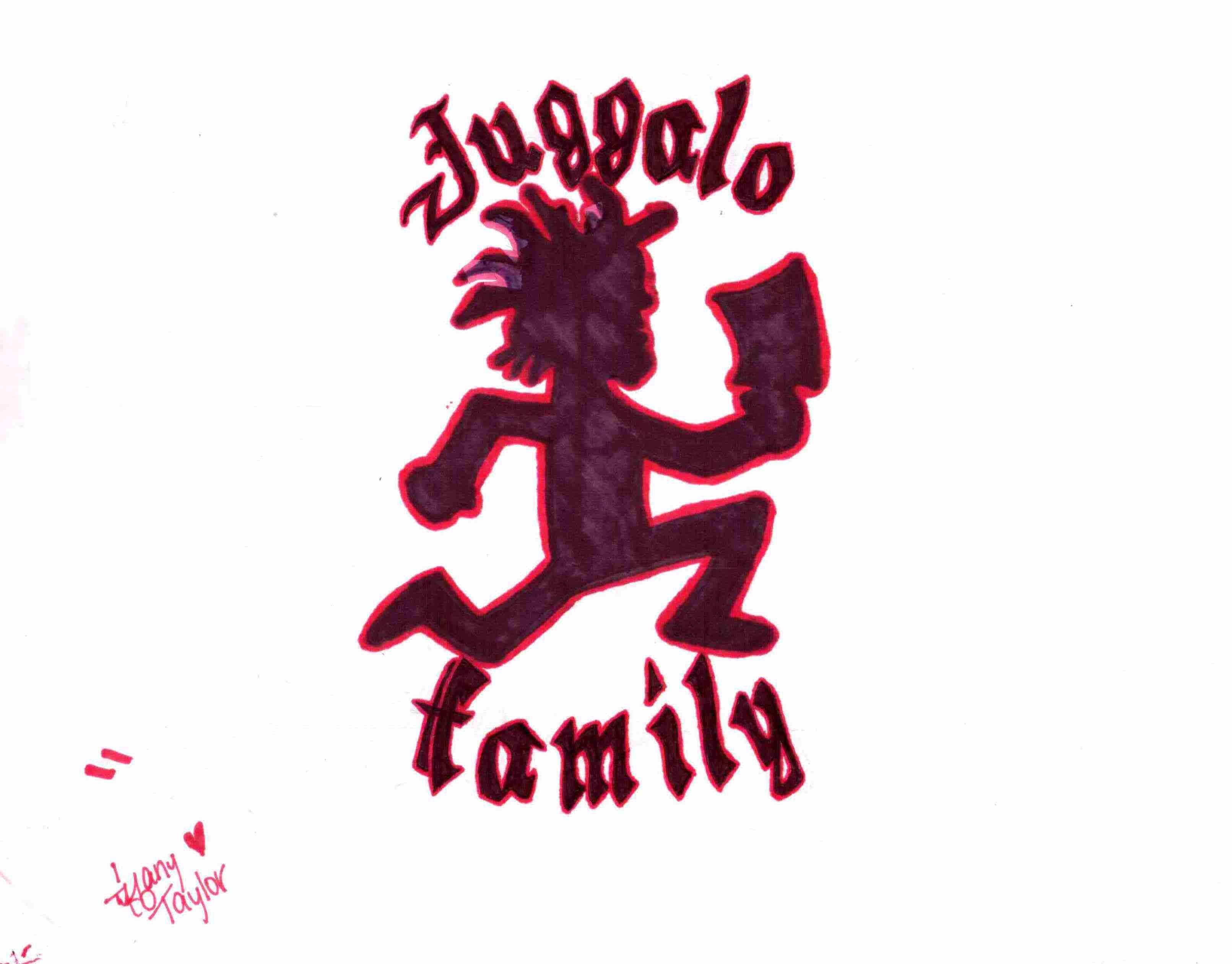 Juggalo Family By Inkmunky On Deviantart