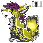 GA: Calu by Billy-Bitchcakes