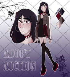 [OPEN] Adoptable auction by Stefich