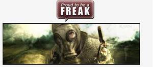 Proud be a Freak