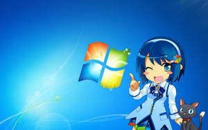 Windows 7 Tan by CuteAndy