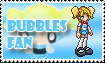 Bubbles Fan Stamp by Cycl00n3