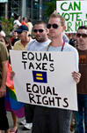 Equal Taxes - Equal Rights
