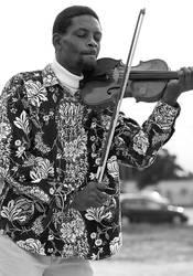 Fiddle Playin