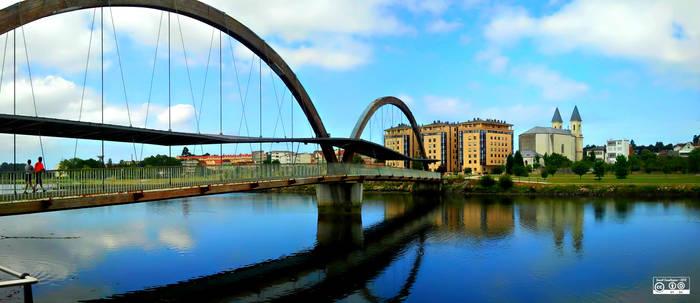 Puente Rio Xuvia, Spain by carrodeguas