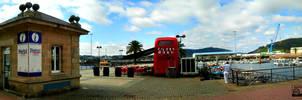 Turismo in Ferrol, Spain by carrodeguas